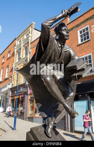 europe, UK, England, Surrey, Guildford, - Stock Photo