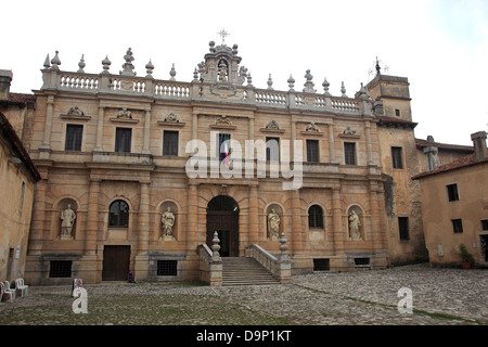 Certosa di Padula, Campania, Italy - Stock Photo