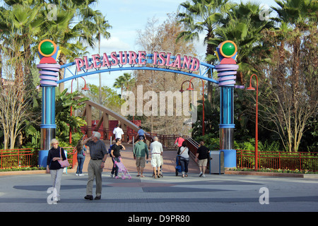 Downtown Disney Pleasure Island Clubs