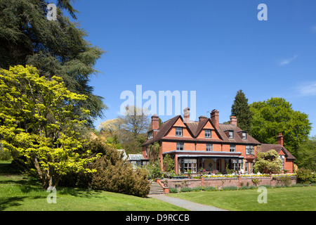 Hergest Croft  and Gardens near Kington, Herefordshire, England, UK - Stock Photo