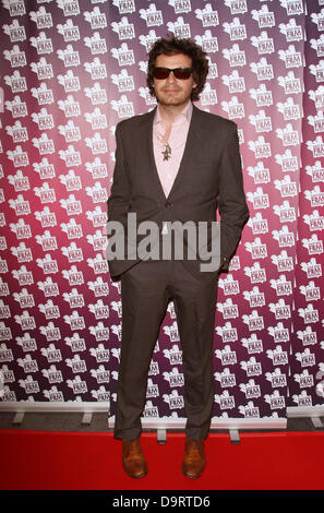 MARK DONNE UK GOLD. WORLD PREMIERE OPENING NIGHT GALA OF THE 12TH EAST END FILM FESTIVAL LIMEHOUSE LONDON ENGLAND - Stock Photo