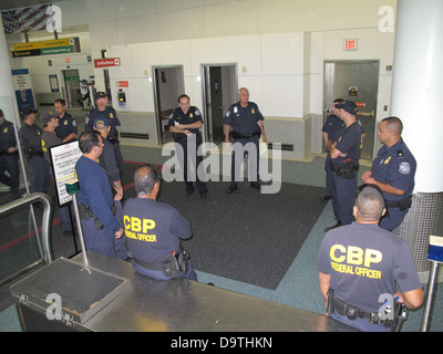CBP Support During Hurricane Irene 2011 - Picture 018. - Stock Photo