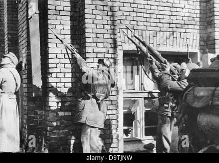 Nazi Building Of The German Third Reich In Berlin With
