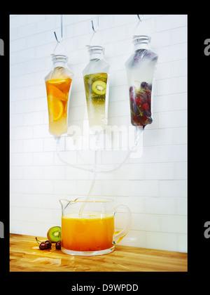aqua fresca - Stock Photo