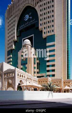 The Supreme Education Council Building in Doha, Qatar - Stock Photo