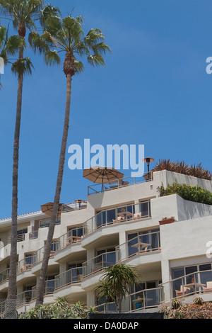 The luxury Inn At Laguna Beach hotel - Stock Photo