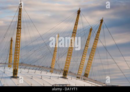 The O2 Arena - Stock Photo