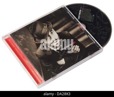 Charlie Winston Hobo album on CD - Stock Photo