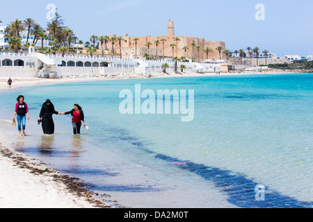 Sousse Ribat, Sousse, Tunisia - Stock Photo