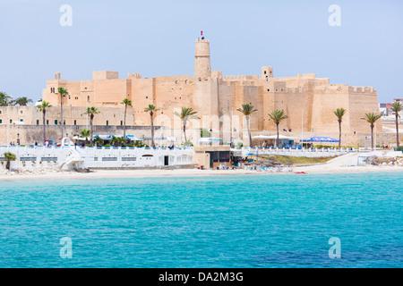 Sousse Ribat, Sousse, Tunisia - Stock Photo