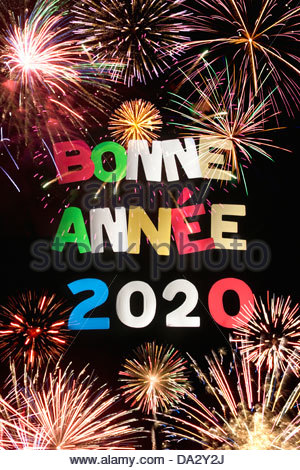 bonne annee 2020 stock photo 57827563 alamy. Black Bedroom Furniture Sets. Home Design Ideas