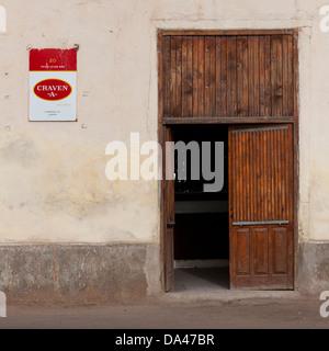 Bar, Massawa, Eritrea - Stock Photo