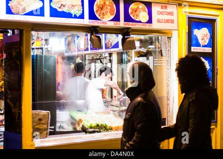 Fast Food   Privas