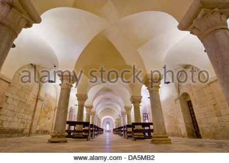 church of st. mary,trani,puglia,italy - Stock Photo