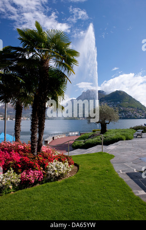 how to get to monte san salvatore from lugano