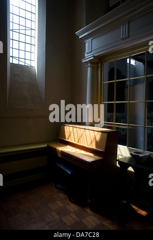 St Pancras Old Church - Stock Photo