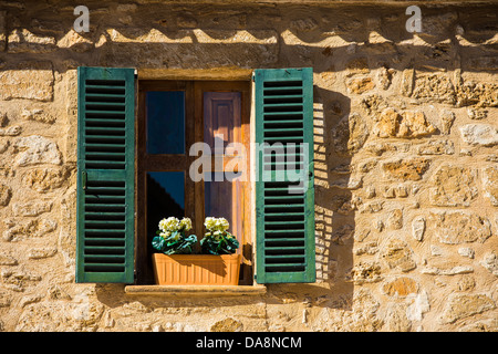 Wooden shutters and window box with flowers venice stock photo royalty free image 92466332 - The shutter clad house ...