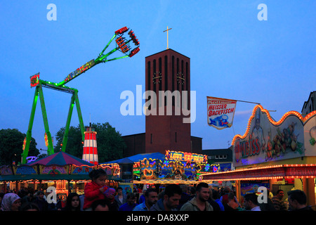 D-Oberhausen, D-Oberhausen-Sterkrade, Lower Rhine, Ruhr area, Rhineland, North Rhine-Westphalia, NRW, traditions, - Stock Photo