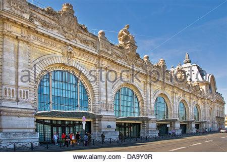 France,Ile de France,Paris,Orsay museum - Stock Photo