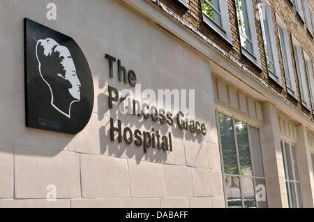 Princess Grace Hospital Urgent Care Centre