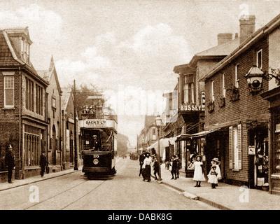 Gorleston High Street early 1900s