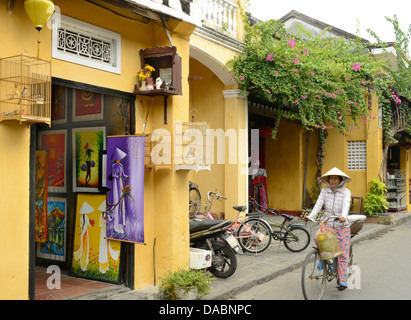 Hoi An, Vietnam, Indochina, Southeast Asia, Asia - Stock Photo