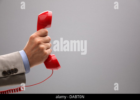 Important call - Stock Photo