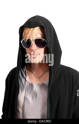 FILE - An archive picture dated 24 June 2010 shows the US actor, singer and guitarist of the band 30 Seconds to - Stock Photo