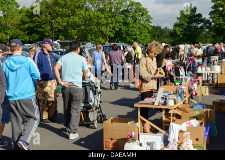 Chester Car Boot Sale