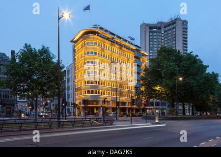 45 Park Lane, Mayfair,London,England - Stock Photo