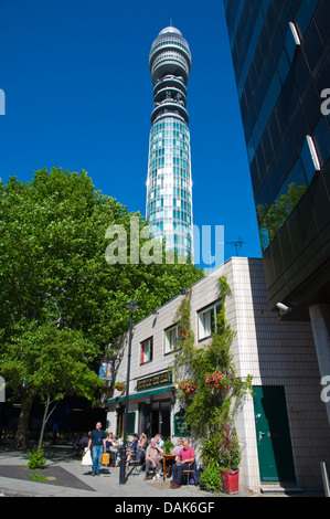 Bt tower london stock photo royalty free image 28207648 for Terrace 6 pub indore