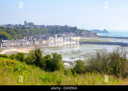 Cancale, Brittany, France - Stock Photo