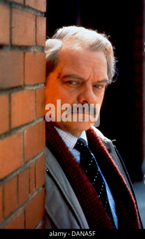 A TOUCH OF FROST (1993) (TV) DAVID JASON, TFRT 002 MOVIESTORE COLLECTION LTD - Stock Photo