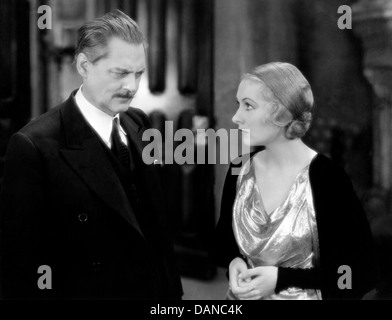ARSENE LUPIN (1932) LIONEL BARRYMORE; JOHN KAREN MORLEY; JACK CONWAY (DIR); ALPN 002 MOVIESTORE COLLECTION LTD - Stock Photo
