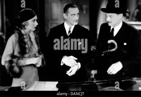 ARSENE LUPIN (1932) LIONEL BARRYMORE, JOHN BARRYMORE, KEAREN MORLEY, JACK CONWAY (DIR) ALPN 001 MOVIESTORE COLLECTION - Stock Photo
