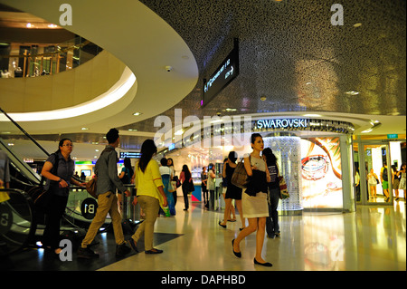 ION Shopping Mall Orchard Road Singapore - Stock Photo