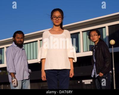 Group of multi ethnic people - Stock Photo