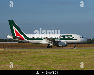 EI-IMO Alitalia Airbus A319-112 - cn 1770 - Stock Photo