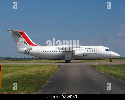 EI-RJA Cityjet British Aerospace Avro RJ85 - cn E2329 3 - Stock Photo