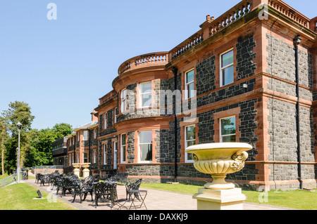 Cultra Manor - Stock Photo