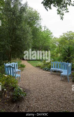 West Green House Garden: the Ride