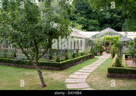 West Green House Garden Greenhouses