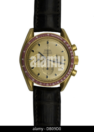 Omega Speedmaster Watch - Stock Photo