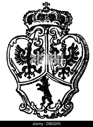 Heraldry Coat Of Arms City Arms Of Berlin Official Seal 1450