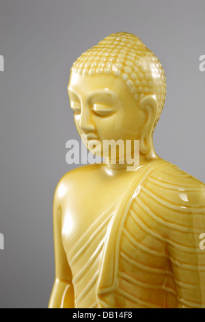 Buddha sculpture - Stock Photo