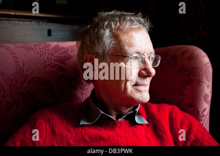 Publishing entrepreneur; businessman; co-founder of the Lonely Planet guidebook company Tony Wheeler - Stock Photo
