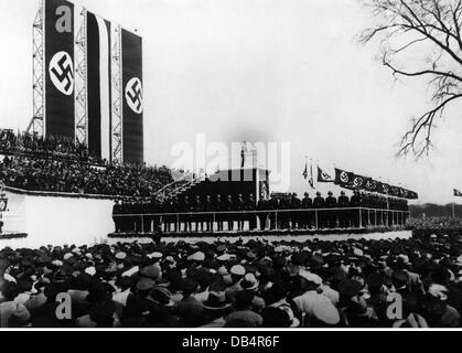the nazi seisure of power The 80th anniversary of 30 january 1933, when adolf hitler was appointed as german chancellor and the nazi party seized state power in the process, invites historical reflection.