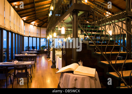 Italy, Piedmont, Monforte d'Alba, Villa Beccaris ,breakfast Stock Photo, Royalty Free Image ...