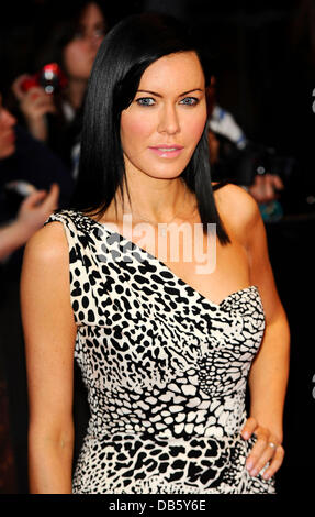 Linzi Stoppard  Water for Elephants - UK film premiere held at the Vue Westfield - Arrivals. London, England - 03.05.11 - Stock Photo
