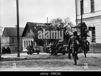 events, Second World War / WWII, Soviet Union, Operation 'Barbarossa' (German Invasion of the Soviet Union), Army - Stock Photo